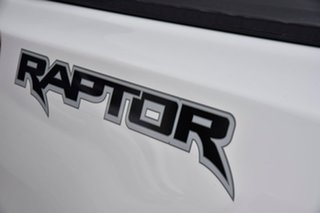 2019 Ford Ranger PX MkIII 2019.00MY Raptor White 10 Speed Sports Automatic Double Cab Pick Up