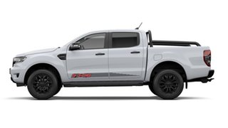 2021 Ford Ranger PX MkIII MY21.25 FX4 2.0 (4x4) Arctic White 10 Speed Automatic Double Cab Pick Up.