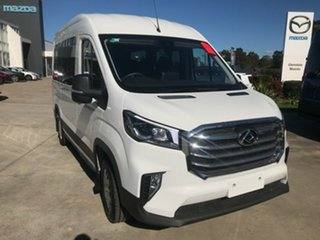 2021 LDV Deliver 9 SV63B MWB Mid Roof 11 Seat 6 Speed Automatic Mini-bus.