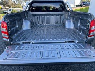 2018 Mitsubishi Triton MQ MY18 GLS Double Cab Titanium 5 Speed Sports Automatic Utility