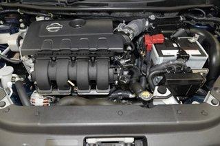 2016 Nissan Pulsar B17 Series 2 ST Indigo Blue 1 Speed Constant Variable Sedan