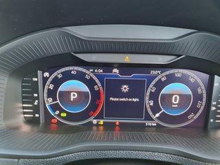 2021 Skoda Karoq NU MY21 110TSI FWD Race Blue 8 Speed Automatic Wagon