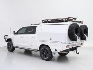 2015 Toyota Landcruiser VDJ200R MY13 GXL (4x4) White 6 Speed Automatic Wagon