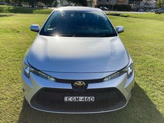 2019 Toyota Corolla Mzea12R Ascent Sport Silver Pearl 10 Speed Constant Variable Sedan