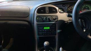 2002 Holden Ute VU II SS Blue 6 Speed Manual Utility