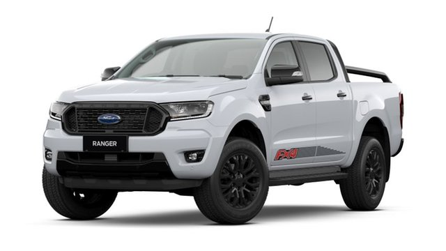 New Ford Ranger PX MkIII 2021.75MY FX4 Ferntree Gully, 2021 Ford Ranger PX MkIII 2021.75MY FX4 White 6 Speed Manual Double Cab Pick Up
