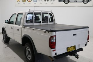 2006 Ford Courier PH (Upgrade) GL Crew Cab 4x2 White 5 Speed Manual Utility.