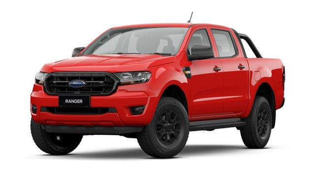 New Ford Ranger PX MkIII MY21.25 Sport 3.2 (4x4) Dandenong, 2021 Ford Ranger PX MkIII MY21.25 Sport 3.2 (4x4) True Red 6 Speed Automatic Double Cab Pick Up