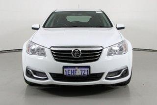 2013 Holden Calais VF White 6 Speed Automatic Sportswagon.