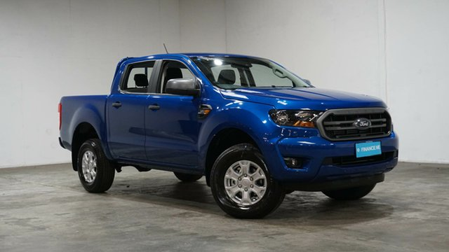 Used Ford Ranger PX MkIII 2021.25MY XLS Welshpool, 2021 Ford Ranger PX MkIII 2021.25MY XLS Blue Lightning 6 Speed Sports Automatic Double Cab Pick Up