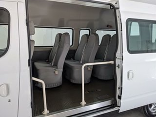 2015 LDV V80 High Roof LWB White 6 Speed Automated Manual Bus
