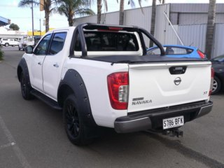 2016 Nissan Navara D23 S2 ST White 7 Speed Sports Automatic Utility.
