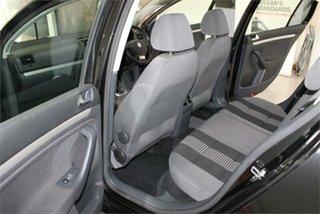 2008 Volkswagen Golf V Edition Black 6 Speed Sports Automatic Hatchback