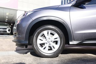2016 Honda HR-V MY16 VTi Grey 1 Speed Constant Variable Hatchback.