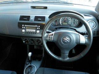 2010 Suzuki Swift RS415 GLX Grey 4 Speed Automatic Hatchback