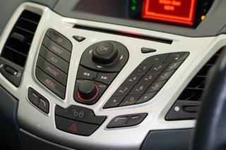 2010 Ford Fiesta WS Zetec Blue 5 Speed Manual Hatchback