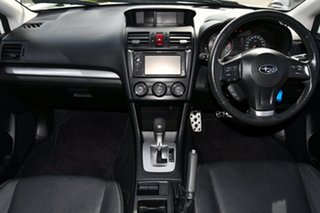 2013 Subaru XV G4X MY13 2.0i-S Lineartronic AWD Satin White Pearl 6 Speed Constant Variable Wagon