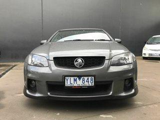 2011 Holden Commodore VE II MY12 SV6 Grey 6 Speed Automatic Sedan.
