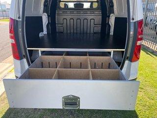 2017 Hyundai iLOAD TQ Series II (TQ3) UPG Crew White 5 Speed Automatic Van.