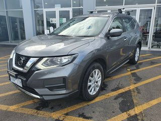 2018 Nissan X-Trail T32 Series II ST X-tronic 4WD Grey 7 Speed Constant Variable Wagon.