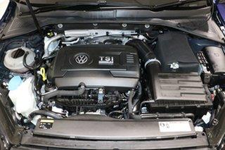 2015 Volkswagen Golf AU MY16 R Blue 6 Speed Direct Shift Hatchback