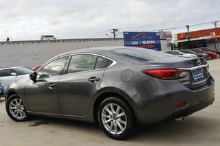 2016 Mazda 6 GL1031 Touring SKYACTIV-Drive Grey 6 Speed Sports Automatic Sedan