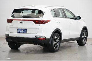 2018 Kia Sportage QL MY19 Si 2WD Clear White 6 Speed Sports Automatic Wagon