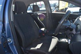 2006 Toyota Yaris NCP93R YRS Blue 4 Speed Automatic Sedan