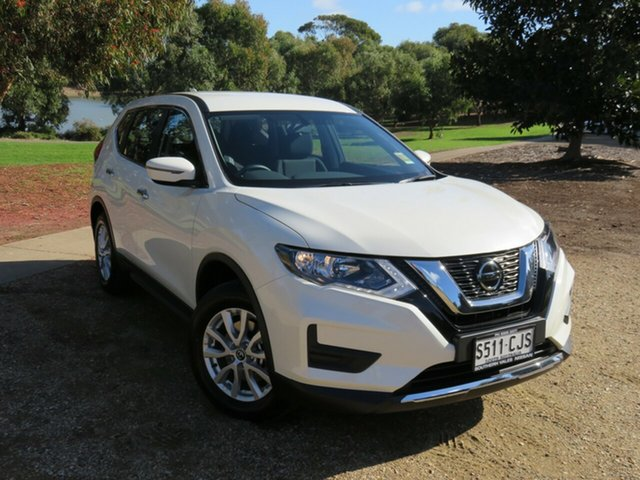 Demo Nissan X-Trail T32 MY21 ST X-tronic 2WD Morphett Vale, 2021 Nissan X-Trail T32 MY21 ST X-tronic 2WD Ivory Pearl 7 Speed Constant Variable Wagon