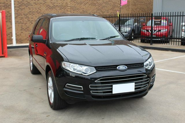 Used Ford Territory SZ TX (RWD) Hoppers Crossing, 2012 Ford Territory SZ TX (RWD) Black 6 Speed Automatic Wagon