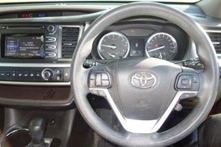 2015 Toyota Kluger GSU50R GX 2WD Red 6 Speed Sports Automatic Wagon