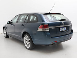 2011 Holden Commodore VE II MY12 Equipe Blue 6 Speed Automatic Sportswagon