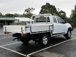 2017 Holden Colorado RG Turbo LS 4x4 White Automatic SPACECAB CHASS