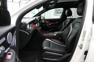 2020 Mercedes-Benz GLC-Class X253 801MY GLC63 AMG SPEEDSHIFT MCT 4MATIC+ S White 9 Speed