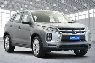 2020 Mitsubishi ASX XD MY21 LS 2WD Titanium 1 Speed Constant Variable Wagon.