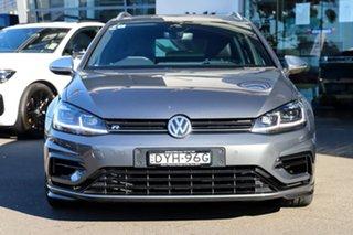 2018 Volkswagen Golf 7.5 MY18 R DSG 4MOTION Grey 7 Speed Sports Automatic Dual Clutch Wagon