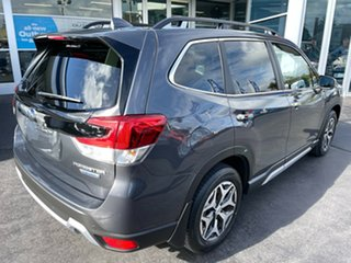 2021 Subaru Forester S5 MY21 Hybrid L CVT AWD Magnetite Grey 7 Speed Constant Variable Wagon Hybrid