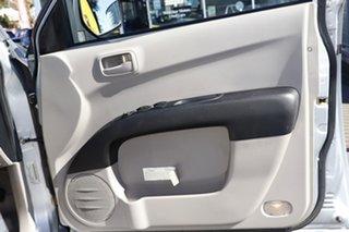 2014 Mitsubishi Triton MN MY15 GLX Double Cab Silver 5 Speed Manual Utility