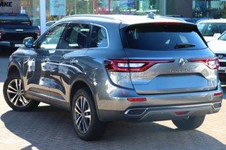2020 Renault Koleos XZG MY20 Zen X-Tronic (4x2) Grey Metallic Continuous Variable Wagon.