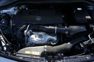 2014 Mercedes-Benz B-Class W246 B180 DCT Silver 7 Speed Sports Automatic Dual Clutch Hatchback