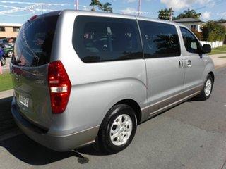2012 Hyundai iMAX TQ-W Silver 4 Speed Automatic Van.