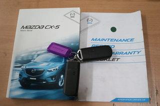 2014 Mazda CX-5 KE1021 MY14 Grand Touring SKYACTIV-Drive AWD Red 6 Speed Sports Automatic Wagon