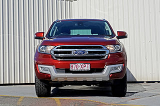 2016 Ford Everest UA Trend Bronze 6 Speed Sports Automatic SUV.