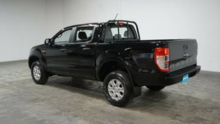 2021 Ford Ranger PX MkIII 2021.25MY XLS Black 6 Speed Sports Automatic Double Cab Pick Up.
