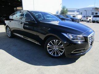 2017 Genesis G80 DH MY18 3.8 Black 8 Speed Sports Automatic Sedan.
