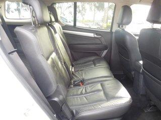 2015 Isuzu MU-X MY15 LS-T Rev-Tronic White 5 Speed Sports Automatic Wagon