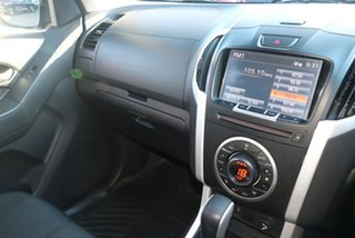 2017 Isuzu D-MAX MY17 LS-U Crew Cab 4x2 High Ride Cosmic Black 6 Speed Sports Automatic Utility
