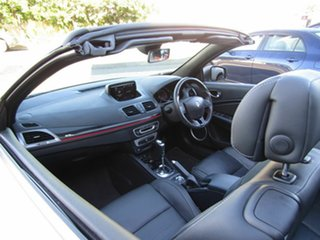 2015 Renault Megane III E95 Phase 2 GT-Line Cpe Cabrio Pearl White 6 Speed Constant Variable