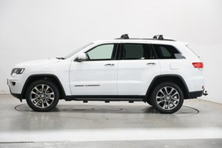 2018 Jeep Grand Cherokee WK MY19 Limited White 8 Speed Sports Automatic Wagon.