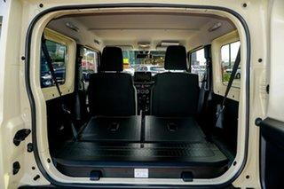 2019 Suzuki Jimny JB74 Cream 4 Speed Automatic Hardtop